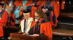 Tim Minchin Graduation Address