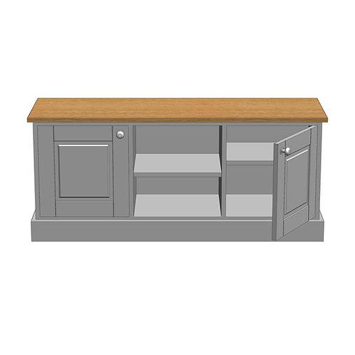 Fernwood Oak TV Cabinet