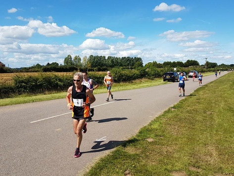 Top tips for your first half marathon