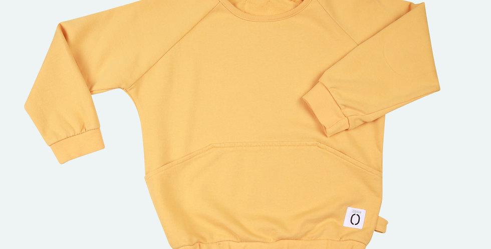 The Sweater Origami Yellow