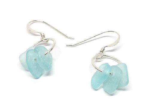 Bright Aqua Earrings