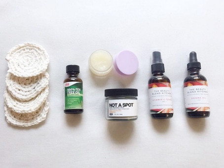 Plastic Free Skin Care Products