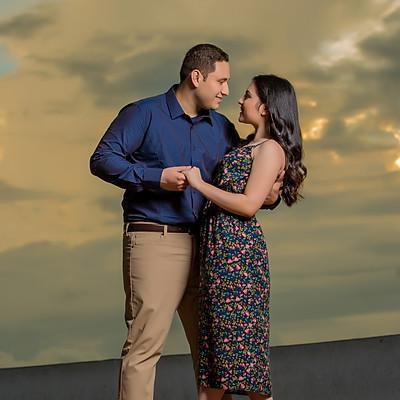 Stephanie y Eric