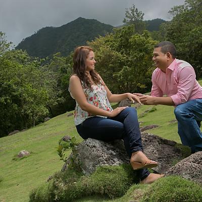 Alain y Lizeth