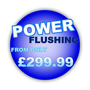 power flush from £299 +vat power flush wigan
