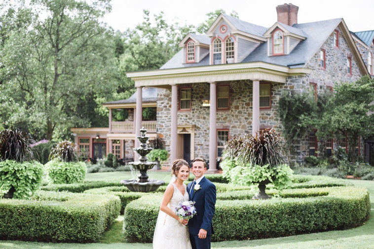The One with Amber and Clayton at Moonstone Manor