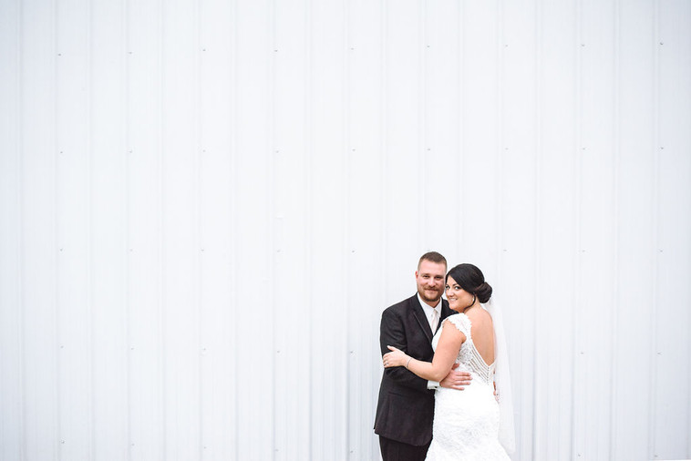 The One with Alaina and Nate's Harvest View Wedding