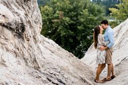 Mount Joy Engagement pictures