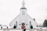 Maria and Jeff's Snowy Christmas Wedding
