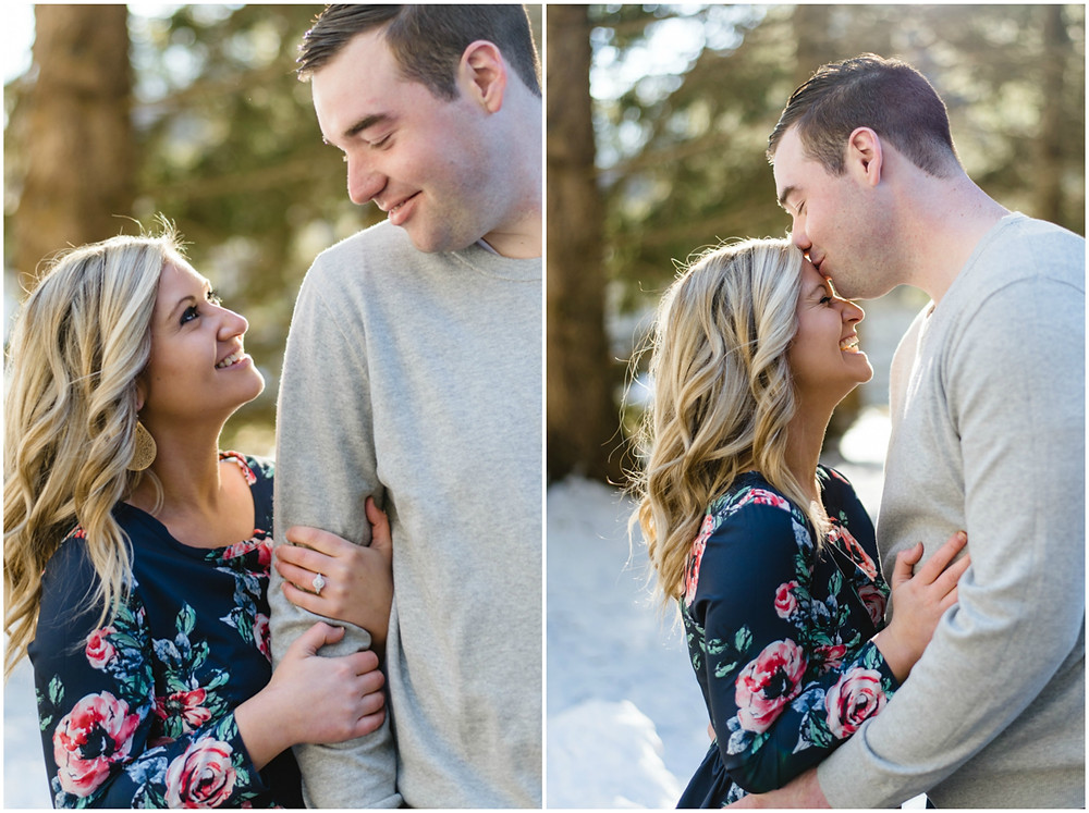 Hickory Run State Park Engagement Pictures