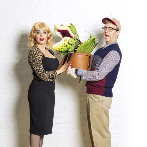 'Little Shop of Horrors' at the Lyric Stage Company of Boston