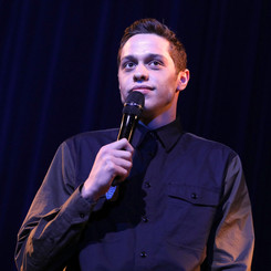 SNL's Pete Davidson Performs Standup at Blackman