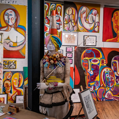 Discover endless possibilities at SoWa's Artists Guild