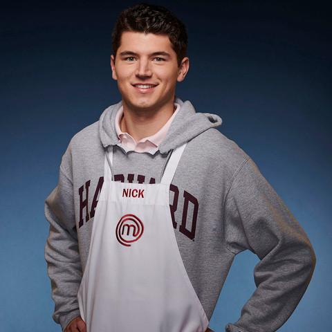 Recent Harvard Grad Cooks His Way Into the 'MasterChef' Finale