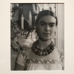 MFA Exhibit Explores the Inspirations Behind Frida Kahlo's Work