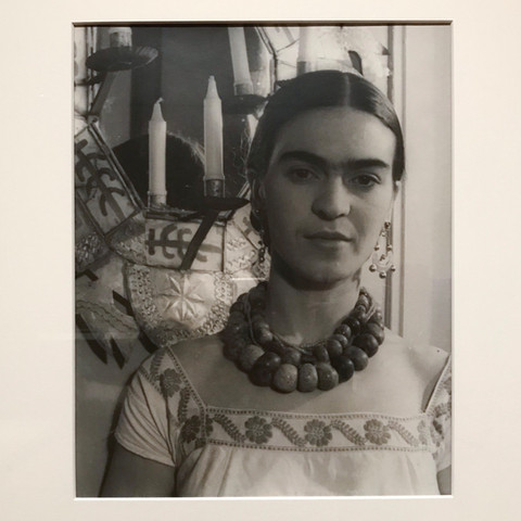 MFA Exhibit Explores the Inspirations Behind Frida Kahlo's Work