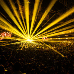 Bon Iver Astonishes Crowd at TD Garden