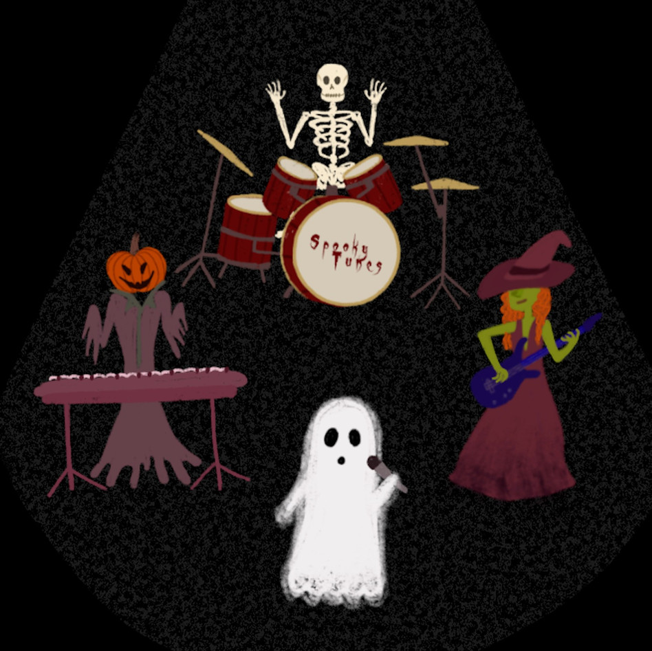 Spooky Songs Chosen by the E-Board