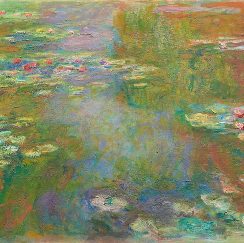 Monet and Boston