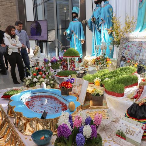 Boston Celebrates Persian Holiday Nowruz to Welcome Spring