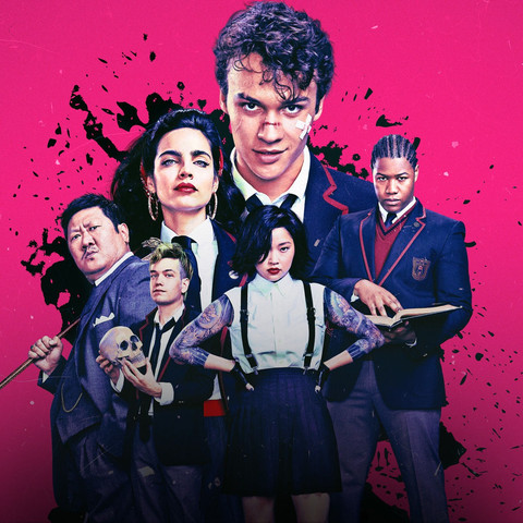 A Super Cast Debuts 'Deadly Class' @NYCC