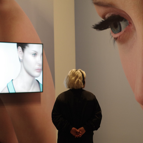 """""""Art in the Age of the Internet, 1989 to Today"""" at the ICA"""