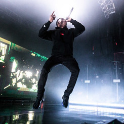 """Vince Staples is """"War Ready"""" at House of Blues"""