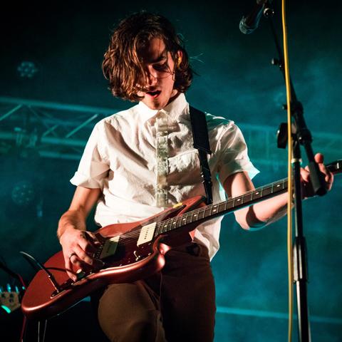 "half•alive kept the crowd ""Aawake at Night"" at Brighton Music Hall"