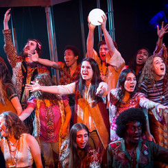 "Northeastern's ""Hair"" Mixes Psychadelic and Political Vibes"
