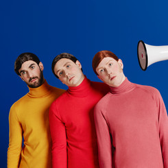 Sirens, Geometry, and Synth: Two Door Cinema Club's Dynamic Performance