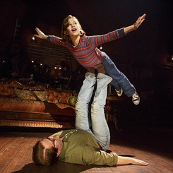 """Fun Home"" at the Boston Opera House"