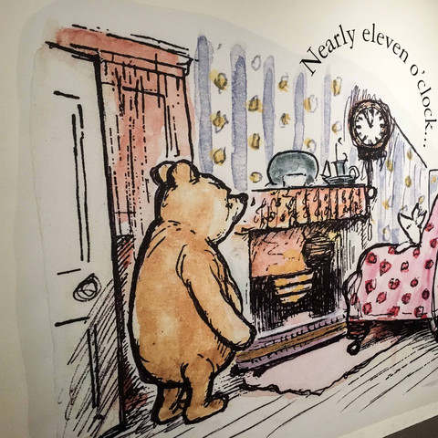 """""""Winnie the Pooh: Exploring a Classic"""" - A Journey Through the 100 Acre Wood"""