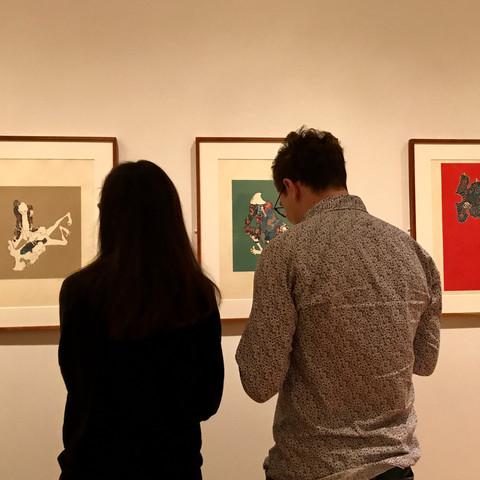 MFA Exhibit Explores Japan's Psychedelic Past