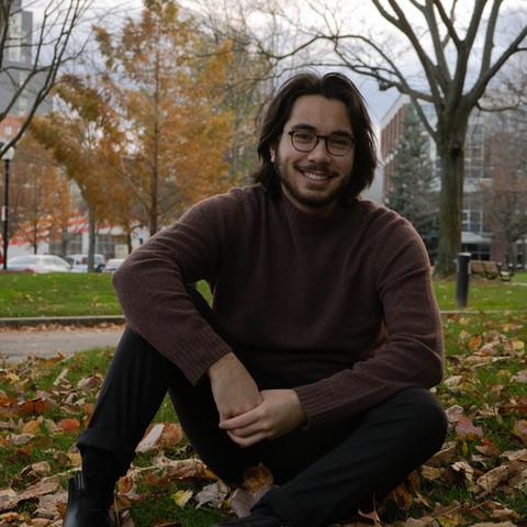 Student Showcase: Justin Vega