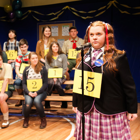 NU Theatre Department's Laugh-out-Loud Production of the 25th Annual Putnam County Spelling Bee
