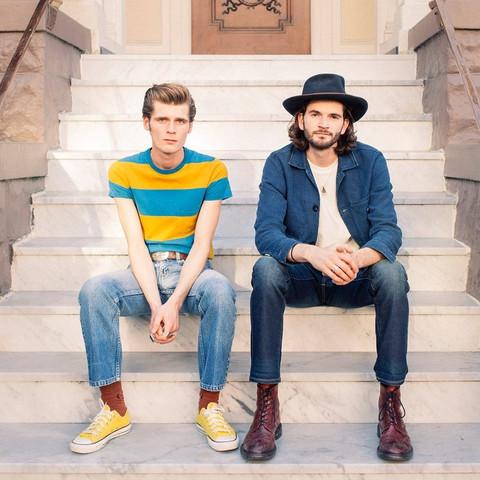 Irish Folk Duo Hudson Taylor Talk Identity, Influence, and New Album