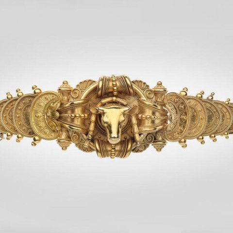 """""""Past is Present: Revival Jewelry"""" at the MFA"""