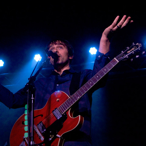 """Peter Bjorn and John Fans Are """"Living a Dream"""" at Brighton Music Hall"""