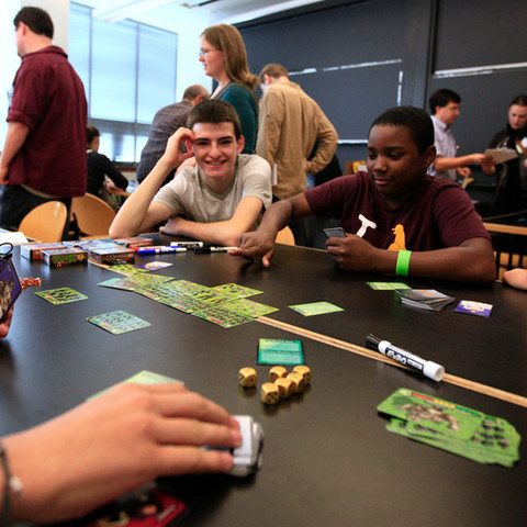 Developers Share Creations at the Boston Festival for Indie Games