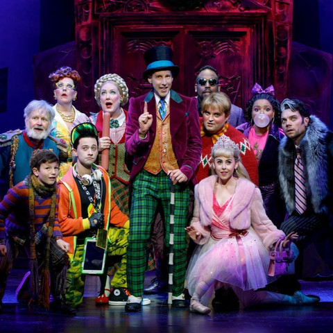Charlie and the Chocolate Factory at the Boston Opera House
