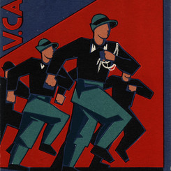 The Art of Influence: Propaganda Postcards from the Era of World Wars