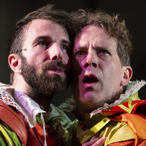 'Rosencrantz and Guildenstern Are Dead' at The Huntington Theater