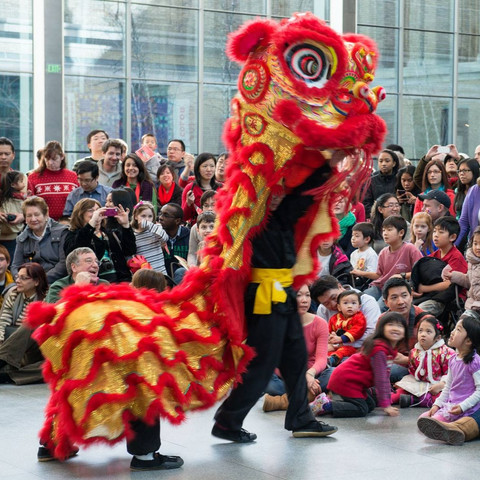 """Museum of Fine Arts Welcomes the """"Year of the Dog"""""""