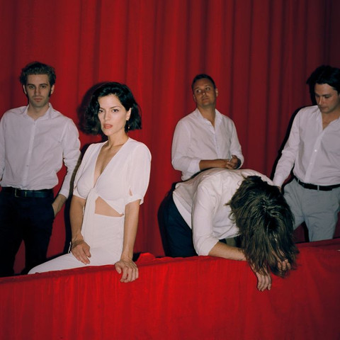 """Fans are """"Over the Moon"""" for The Marías and Triathalon at Brighton Music Hall"""