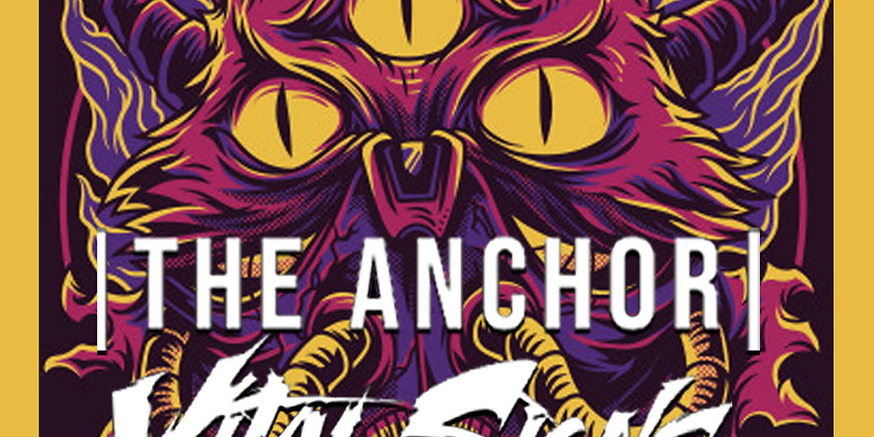 Spooktacular 2020 ft. The Anchor & Vital Signs