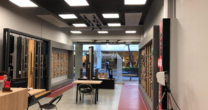 Vista Interior del Local 143