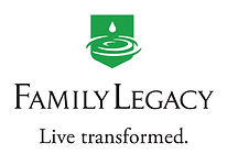 Family Legacy verbiage link to a non profit that donations are made to
