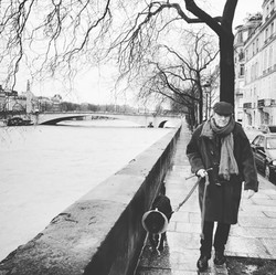 L'homme et le chien