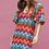 Thumbnail: Robe courte crochet