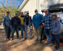OUR SHED HUNT on March 7th. was a great success!  About 30 participated.  Thanks to all who came.  T